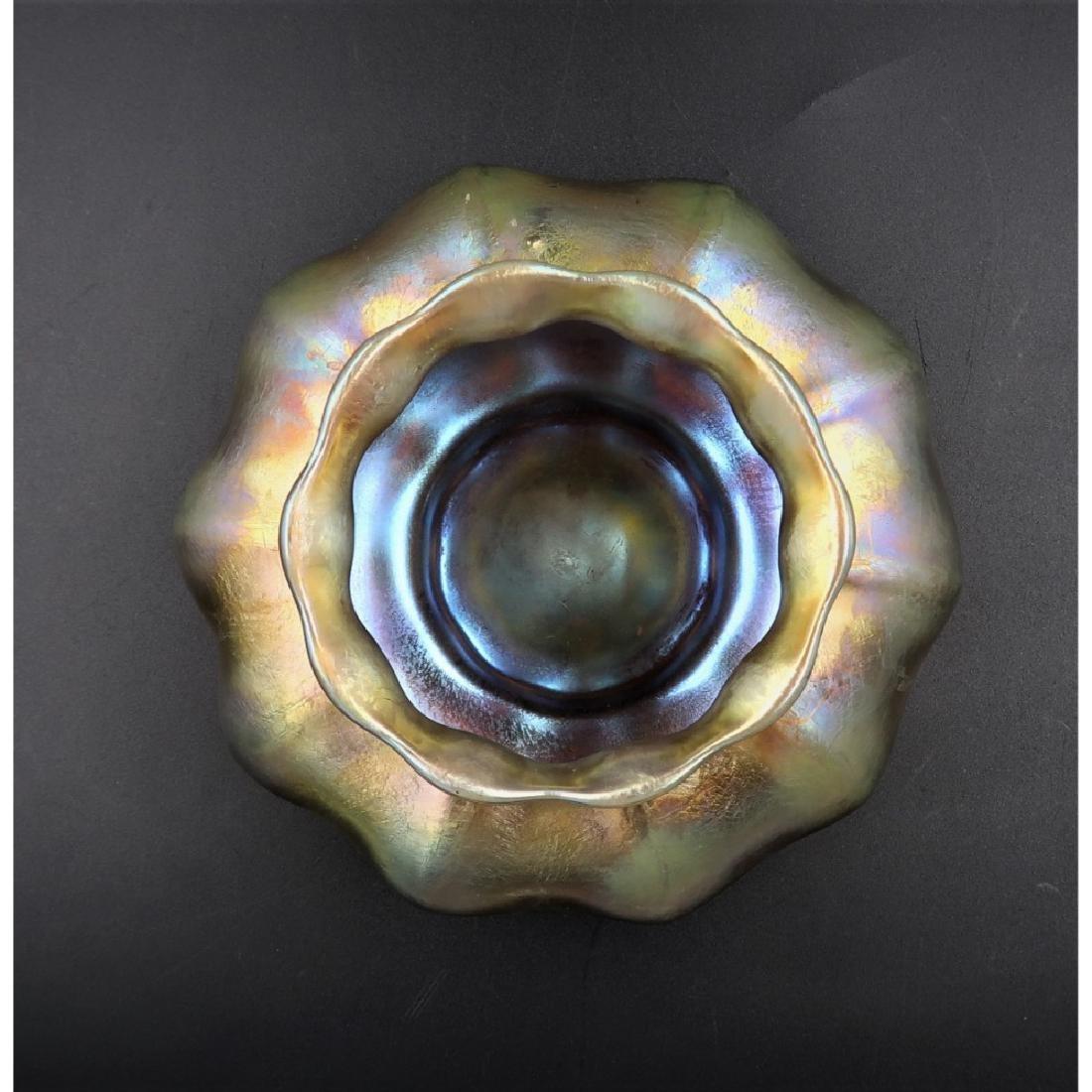 LC Tiffany Favrile Bowl - 2