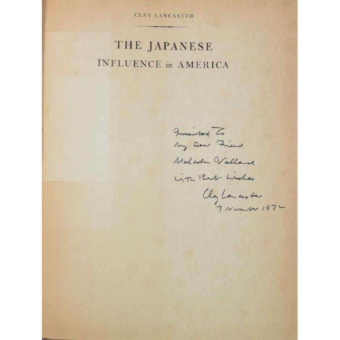 the Japanese Influence in America By Clay Lancaster - 3