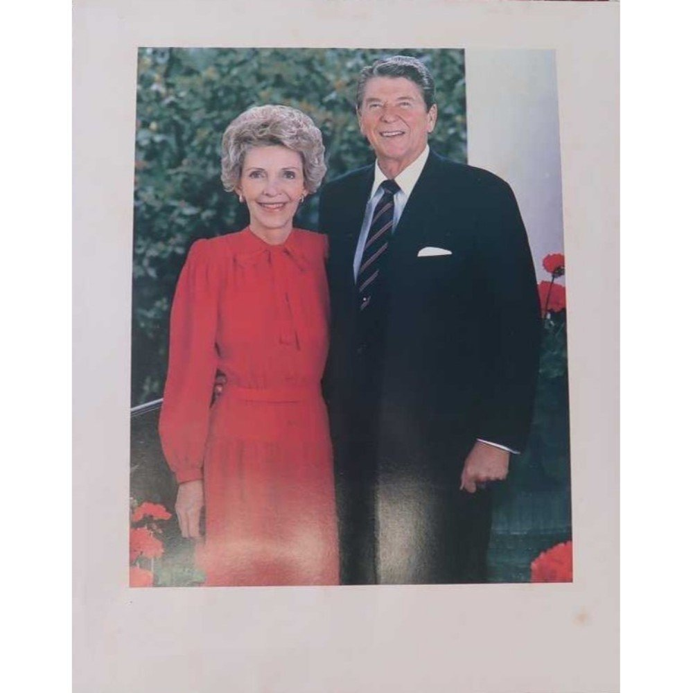 Signed Ronald Reagan Letter - 2