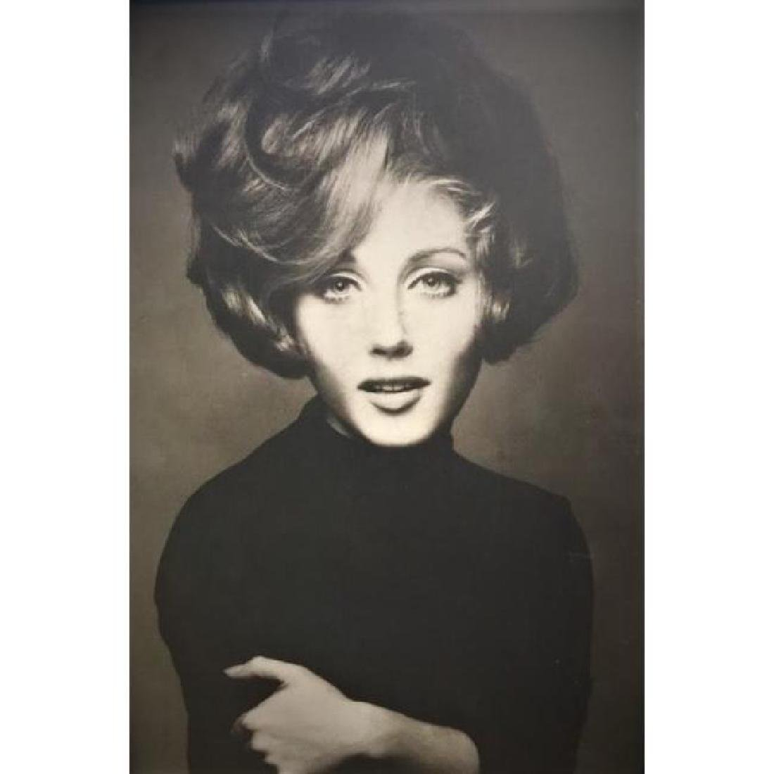 Richard Avedon Assistant Framed Photo of Lesley Gore