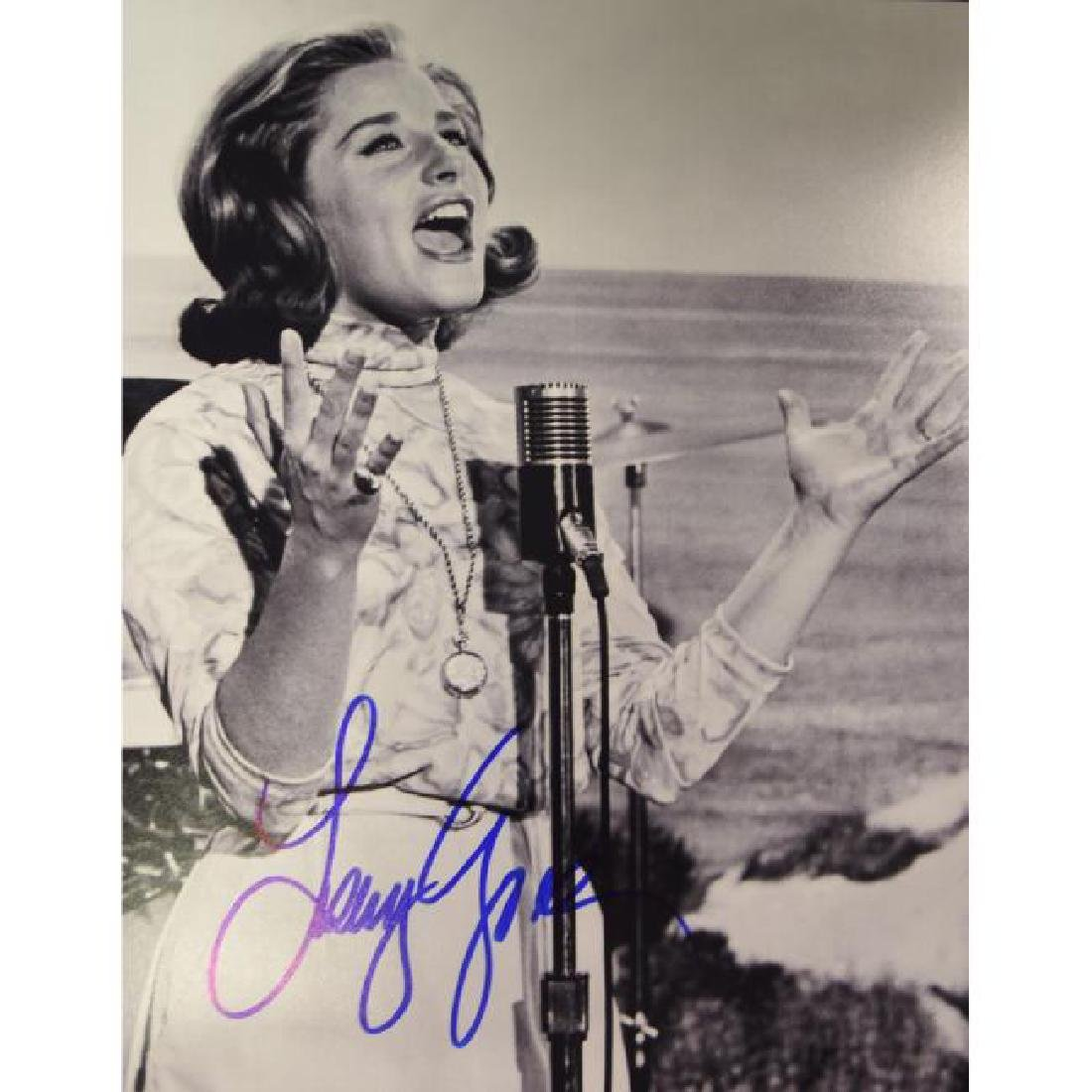 Lesley Gore Autographed Photo - Hand Signed