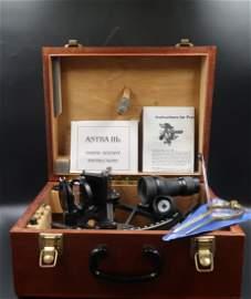 Astra III Sextant ProTrad Mirror for Marine Navigation