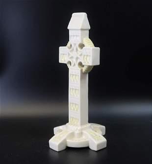 Celtic Cross Celtic Standing Cross Belleek Collector