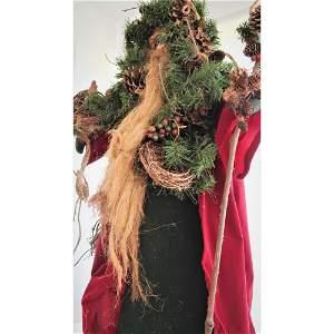 Saint  Nicholas (Santa) German Holiday