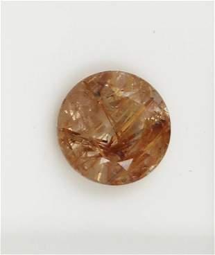 450ct Rutilated Quartz Gemstone 12mm
