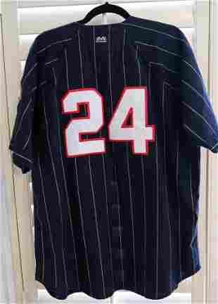 NY Yankees Shirt w Mark 24 Vintage