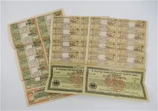 1923 Germany Sock Certification
