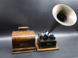 Thomas Edison GEM Phonograph