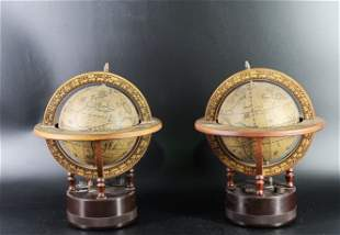 Globe radios Battery Operated