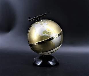 Peerless Globe Trotter Clock Radio