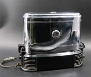 Antique Toast-o-Lator Art Deco Design Crome Rare