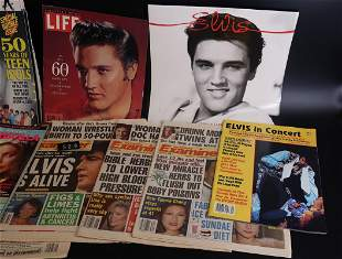 Special Collection News Paper and Magazine