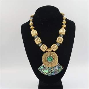 Vintage Native Necklace