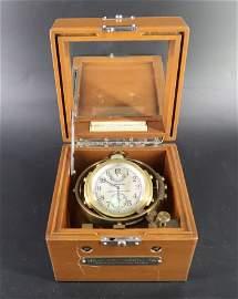 1940s Hamilton Watch Co. Langcaster PA.,USA Chronometer