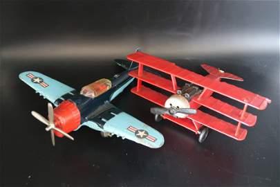 WWII Aircraft Carrier Air Plains 1st Dive torpedo,
