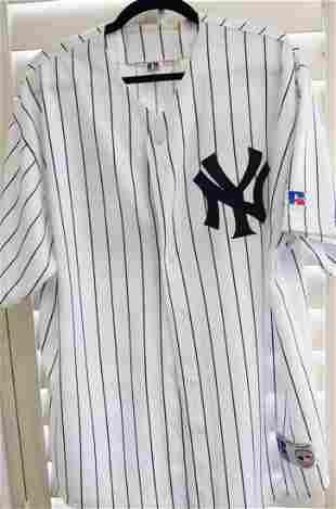 NY Yankees Shirt w Mark 33