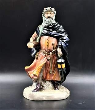 Royal Doulton Figure Good King Wenceslas