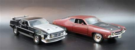 Vintage 1971 Mustang & Ford