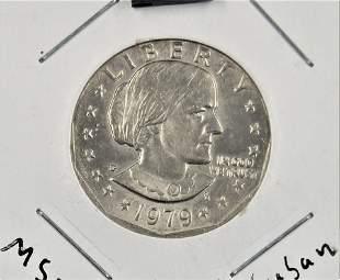 1979 SILVER DOLLAR SUSAN B ANTHONY