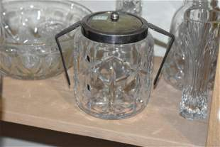 crystal container