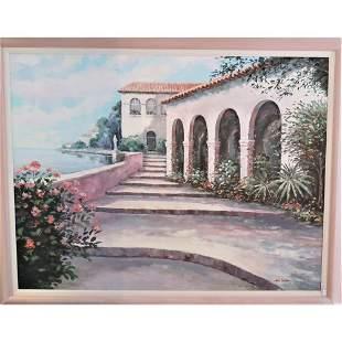 John D Zaccheo Mediterranean House