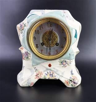 1920's Pendulum Porcelain Wine Chime clocks