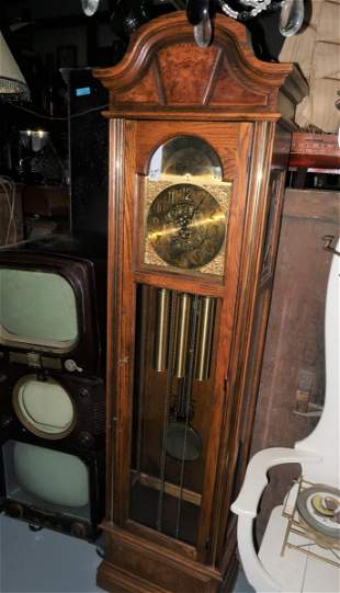 Antique Howard Miller Grandfather Clock
