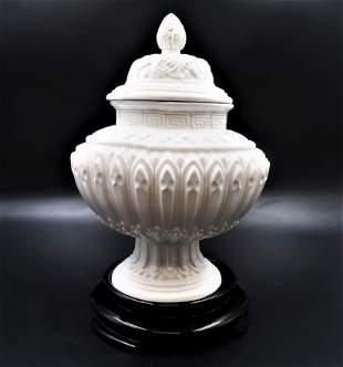 Mottahedeh Ceramic Jar