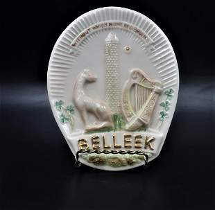 """Belleek """"Without Which None is Genuine"""""""