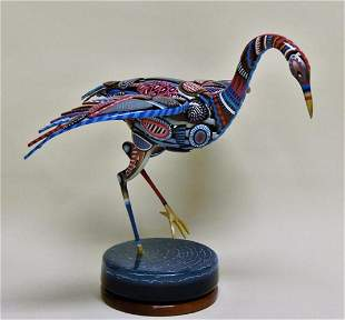 Artis Daniel Meyer Avian Statuette