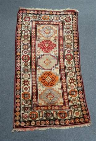 Turkish Handmade Cotton Rug