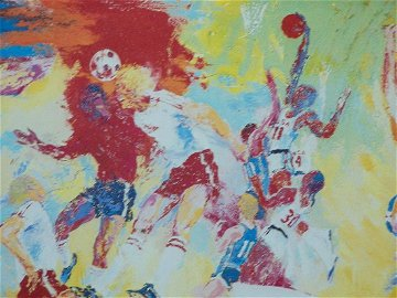 by Leroy Neiman's Montreal Olympic Open Edition
