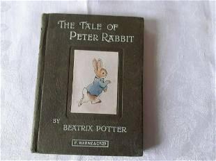 Beatrix Potter, The Tale of Peter Rabbit