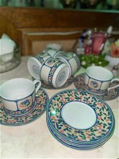 Set of Coffee Cup & Soucer