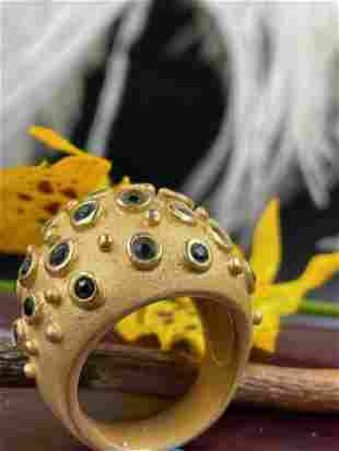 Costume Gold Ring