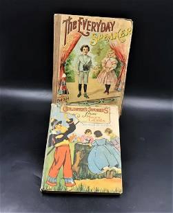 Peggy Poe 1927 1st. Children's Stories & Annie Pavey