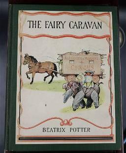 """Beatrix Potter 1st Edition """"The Fairy Caravan"""""""