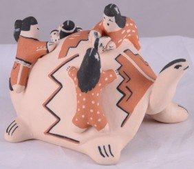16: Carol Suina, Navajo American Indian.  Storyteller