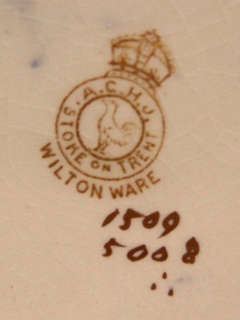 17:Antique 1930's Stoke on Trent/Wilton Ware Ginger jar - 4