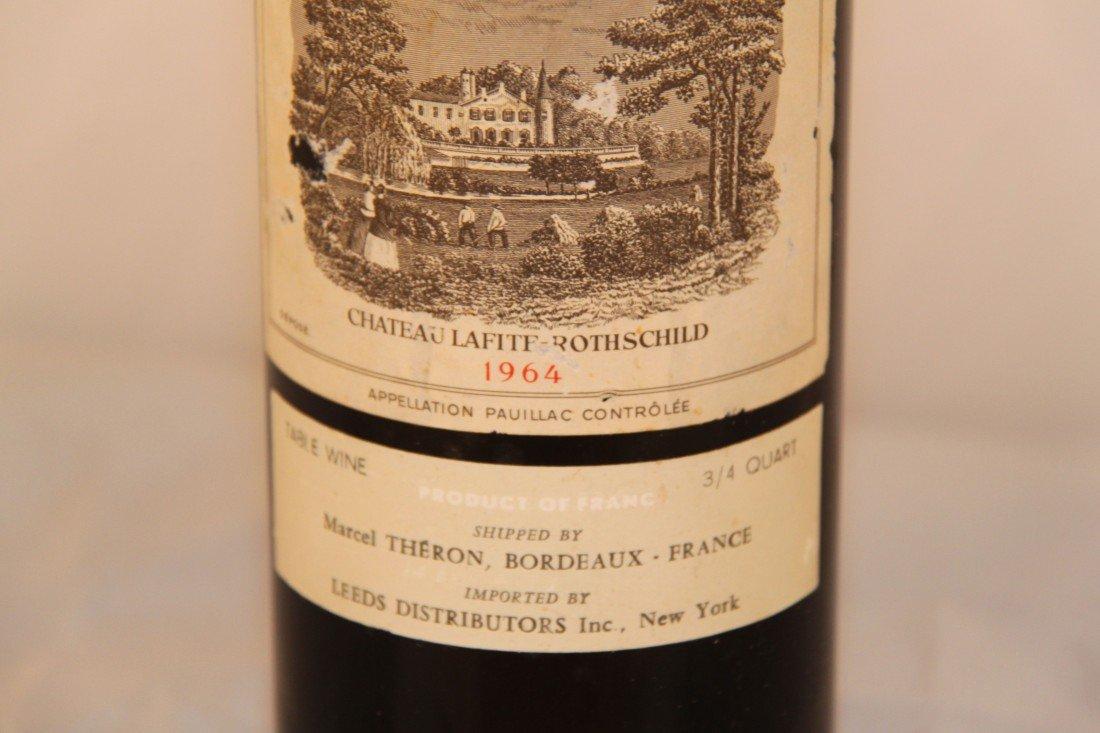 14: Vintage  Wine, 1964 750ml Chateau Lafite Rothschild - 2