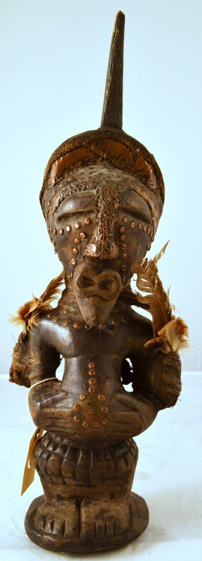 14A_1: African fertility idol 1800's and less