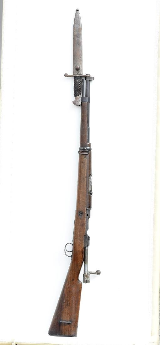 Spanish Mauser model 1916 with bayonet