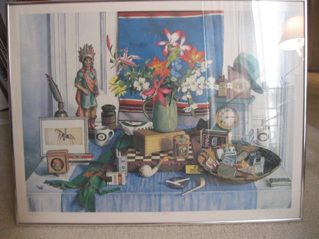 "104: Nancy Hagin ""L & L"" 1988-Rare"