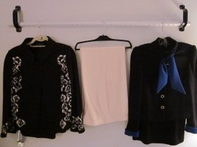Lot Of St. John Pants And Suits Size 4, 6