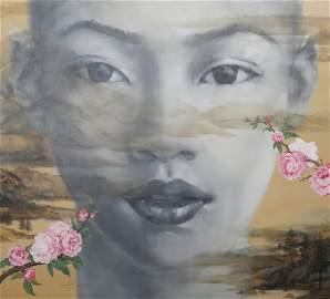 Siew Ying Chong (1969) Plum Blossom ,2007