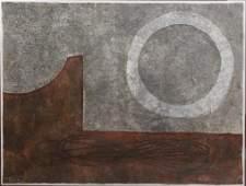 Rufino Tamayo (1899 - 1991)- Reloj Sin Tiempo , 1977