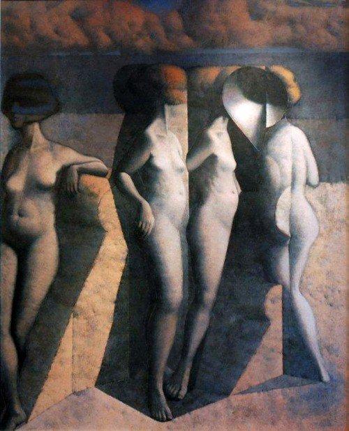 203: Armando MORALES   Mujeres
