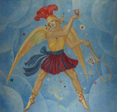 204: Angel ZARRAGA   Le joueur d'illusion or le fakir