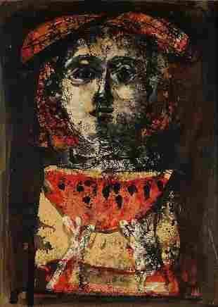 239: Antoni CLAVE Le peintre
