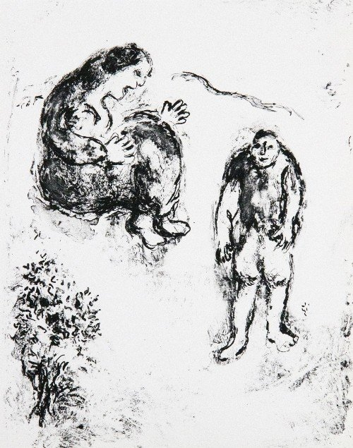 21: Marc Chagall - from the book Chagall's studios